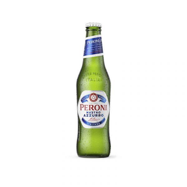 🍻 Cerveza Peroni Lager Botella 330 cc x 24 ¡Mejor Precio en Chile! de Santa Rita
