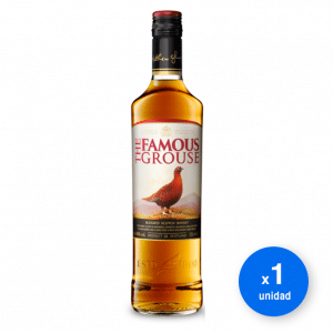 Whisky barato en Chile The Famous Grouse 750 cc de Santa Rita