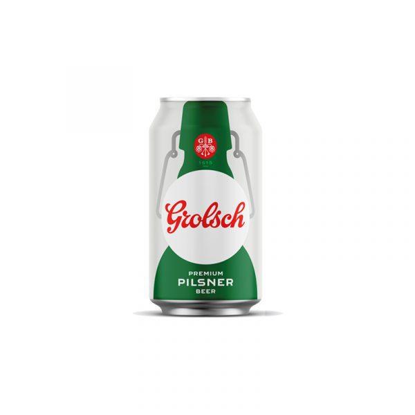Comprar Cerveza Grolsch Lata Online 🍻 Barata Lager Lata 330 cc x 24 de Santa Rita