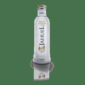 Agua Tónica Termal Jahuel Botella Vidrio ¡Mejor Precio en Chile! 200 cc x 24 de Santa Rita