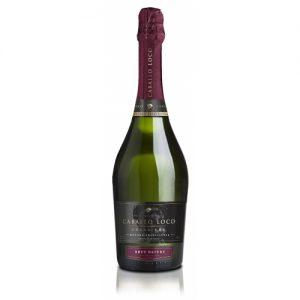 Champagne Valdivieso Caballo Loco Gran Cru Brut Nature