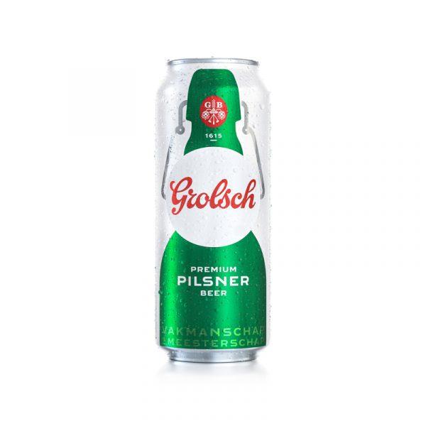 🍺 Cerveza en Lata Grolsch 🥇 500 x 24 ¡Mejor Precio en Chile! de Santa Rita